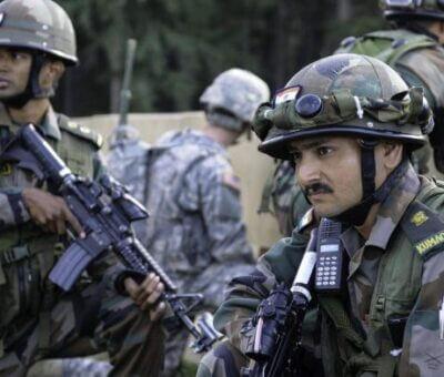 China India border clash