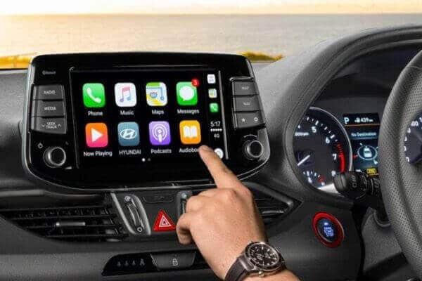 Multimedia-System-in-a-Car